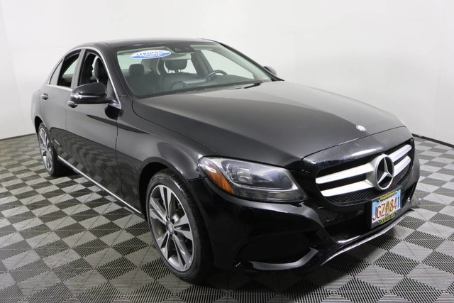 Certified Pre-Owned 2016 Mercedes-Benz C-Class C 300 Luxury