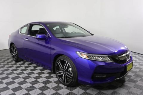 Pre-Owned 2017 Honda Accord Coupe Touring