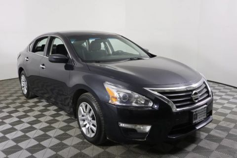 Pre-Owned 2014 Nissan Altima 2.5 SL