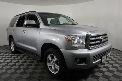 Pre-Owned 2015 Toyota Sequoia SR5