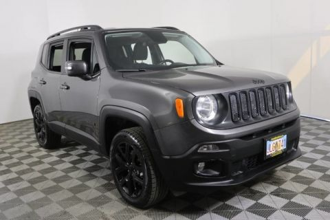 Pre-Owned 2017 Jeep Renegade Altitude